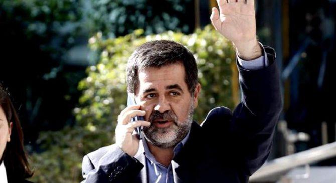 El número 2 de Junts per Catalunya, Jordi Sànchez.