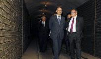 Artur Mas y José Luis Bonet
