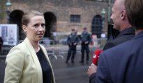 """Mette Frederiksen, líder del Partido Socialdemócrata danés, dice: """"Cuando eres niño en Dinamarca, es increíblemente importante que crezcas en la cultura y en la vida cotidiana danesas (...) una escuela independiente basada en el islam no es parte de la cultura mayoritaria en Dinamarca (...) Ni me gusta la ausencia de igualdad en las escuelas y esas palabras tan cargadas de odio contra nuestras minorías judías"""" (Imagen: News Oresund/Flickr)"""