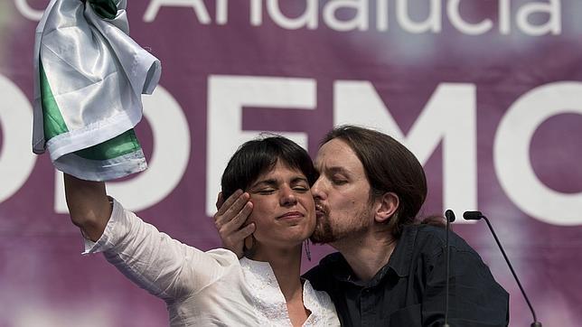 """Teresa Rodríguez y """"El chepas"""""""