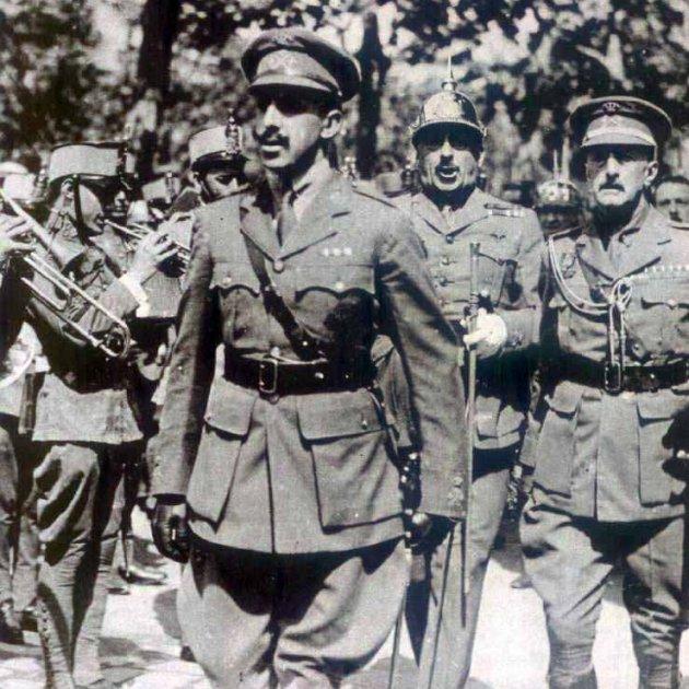 El golpe de Primo de Rivera fue apoyado por la burguesía catalana