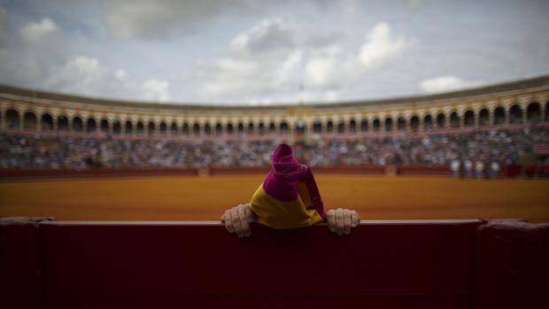 Real Maestranza de Sevilla en tarde de feria