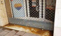 Ataque con excrementos contra la sede de Ciudadanos en Hospitalet.
