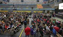 Asamblea de la CUP en Granollers