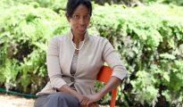 """La escritora somalí y disidente musulmana Ayaan Hirsi Ali escribe en su último libro que el objetivo final de la dawa (proselitismo islámico) es """"destruir las instituciones políticas de la sociedad libre y reemplazarlas por una aplicación estricta de la sharia"""". (Foto: Elisabetta Villa/Getty Images)."""