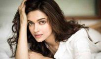 La actriz Deepika Padukone