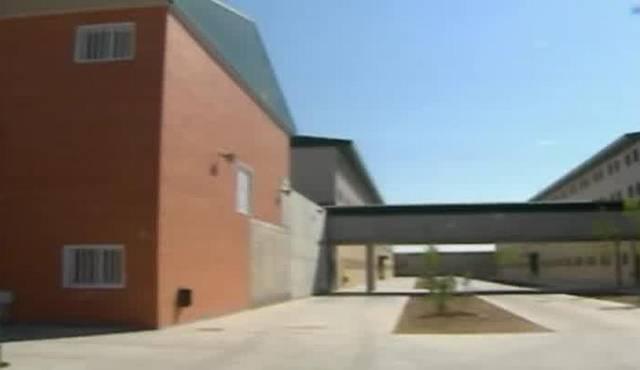 Instalaciones de la cárcel de Estremera