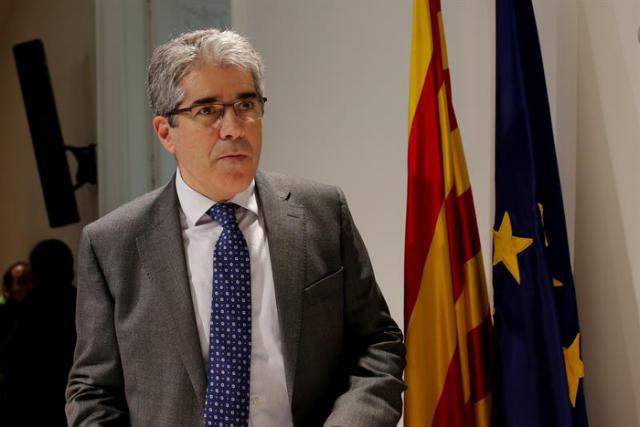 El exdiputado del PDeCAT Francesc Homs.