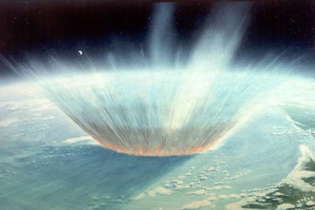 El lugar donde impacte un asteroide puede transformar la vida de la Tierra/NASA