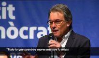 Artur Mas esquiva a la prensa tras ser señalado por primera vez en la trama del 3%