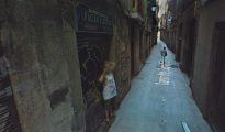 Mezquita Faizan e Attar, de la calle d'en Serra de Barcelona. - GOOGLE MAPS
