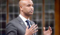 El ministro federal de Inmigración, Refugiados y Ciudadanía de Canadá, Ahmed Hussen.