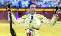 Enrique Ponce, en la Feria de Murcia