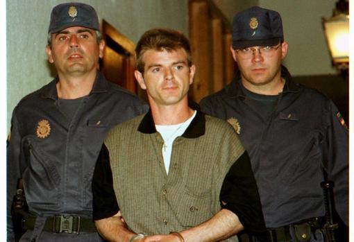 Imagen de archivo de Miguel Ricart, condenado por el triple crímen de las niñas de Alcàsser