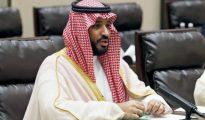 Foto de archivo del príncipe Mohamed Ibn Salman.