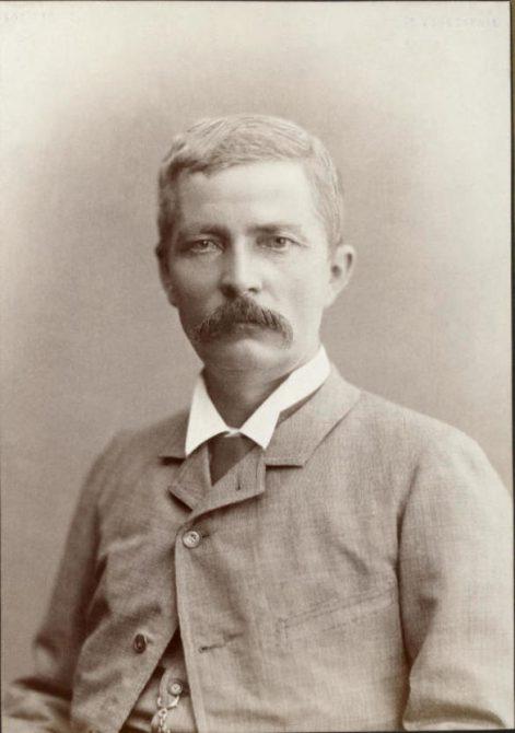 Henry Morton Stanley. (1841-1904)