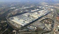 El complejo de Seat en Martorell (Barcelona), el centro de trabajo más grande de Cataluña