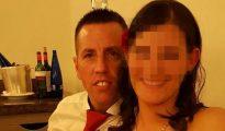 «El Chicle» junto a su mujer, ambos detenidos durante este viernes, en una imagen subida a sus redes sociale