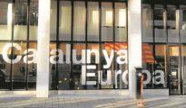 """""""Embajada"""" de Cataluña en pleno centro de Bruselas"""