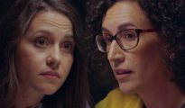 Inés Arrimadas (i) y Marta Rovira (d)