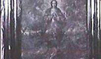 Inmaculada, pintura mural extraviada.