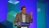 Rajoy, este viernes, en Lérida