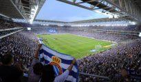 Estadio del Espanyol.
