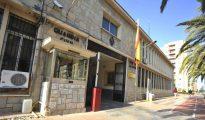 Cuartel de la Guardia Civil de Cartagena.