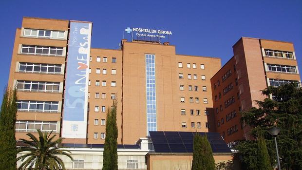 Fachada del Hospital Doctor Trueta de Gerona