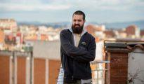 El portavoz de la iniciativa para crear la comunidad autónoma de Tabarnia, Jaume Vives, durante la entrevista.