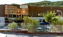 El exterior de la hasta ahora sede de Labiana Pharmaceuticals / Crónica Global