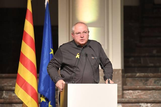 Lluís Puig, 'exconseller' de Cultura de la Generalitat.
