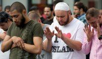 Musulmanes en Alemania.