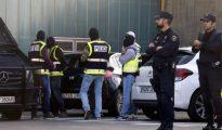 Operación policial que impidió la quema de documentos por parte de los Mossos