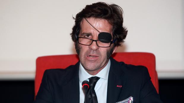 Juan José Padilla, durante su intervención en el Congreso - Toromedia