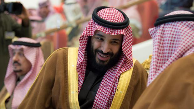 El príncipe saudí Mohamed Bin Salman