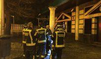 Los servicios de Emergencias a las puertas de la discoteca | @EmergenciasMad
