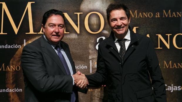 Tomás Campuzano y Rafael Cremades, mano a mano en Sevilla - Toromedia