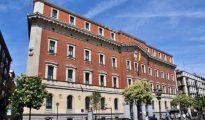Imagen de la sede del Tribunal de Cuentas