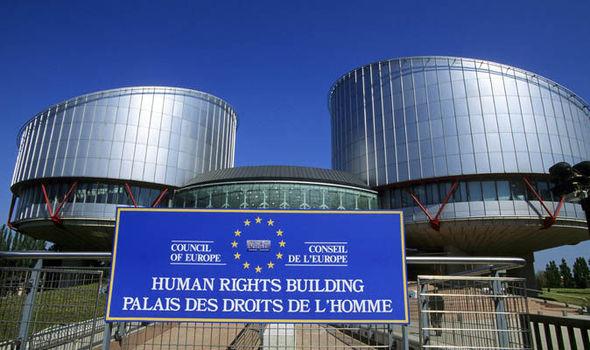 Tribunal Europeo de Derechos Humanos: