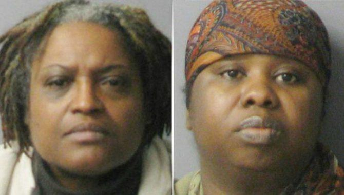 Rachel Hilaire y Peggy LaBossiere, las detenidas por quemar a una niña