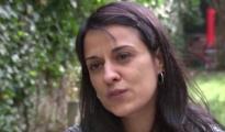 Anna Gabriel, en la entrevista al periódico local suizo 'Le Temps'