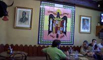 """Interior del restaurante """"Casa Pepe"""" (Ciudad Real)"""