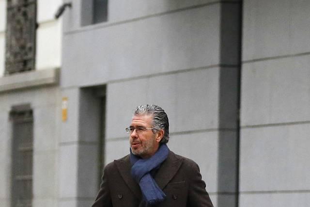 El exsecretario general del PP madrileño Francisco Granados