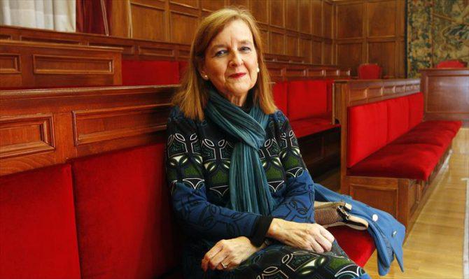 María Elósegui (El Periódico de Aragón)