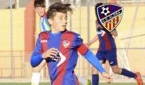Nacho Barberá, de 15 años, falleció ayer de muerte súbita Leer más: Fallece de muerte súbita un joven de 15 años en pleno partido de fútbol