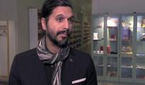Qaisar Mahmood, responsable del Patrimonio Nacional de Suecia