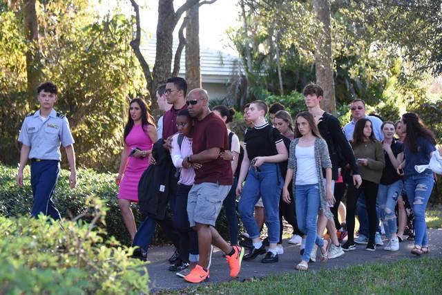 Tiroteo en un colegio del sur de Florida