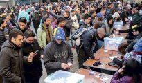 Venezuela se ha convertido en el principal foco de origen de los nuevos inmigrantes a España