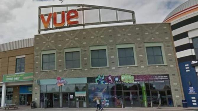 Cine Vue de Birmingham - Google
